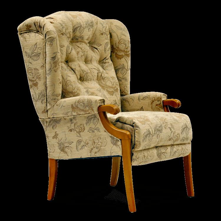 Abbey Showood Fireside Chair
