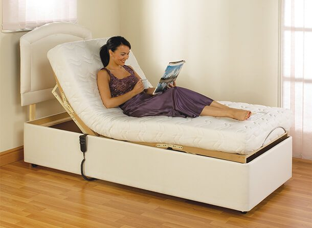 Electric Adjustable Beds From Mobility Devon