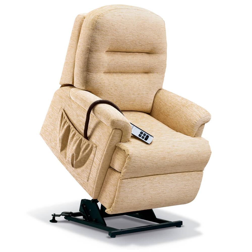 Sherborne Keswick Petite Fabric Lift & Rise Chair