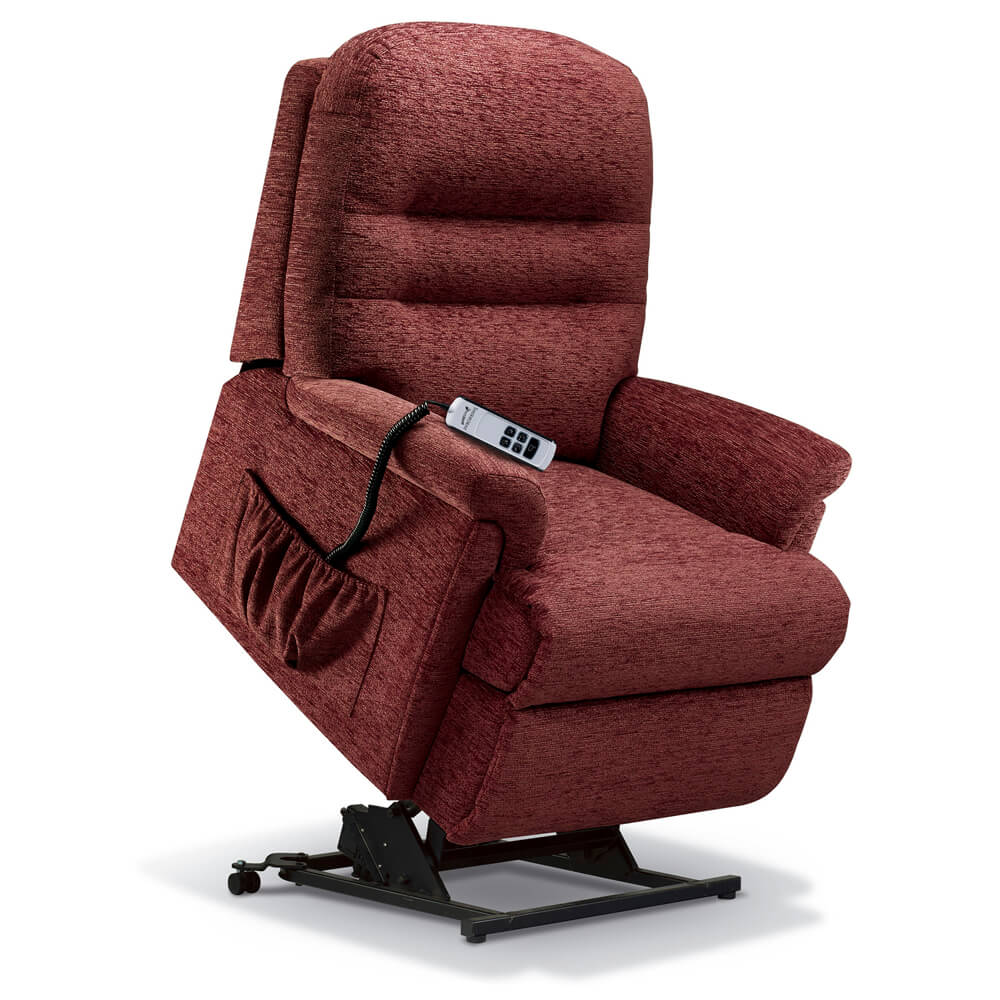 Sherborne Keswick Royale Fabric Lift & Rise Chair