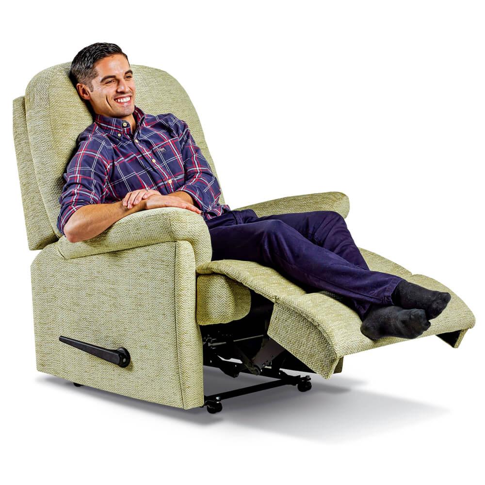 Sherborne Keswick Royale Fabric Recliner Chair