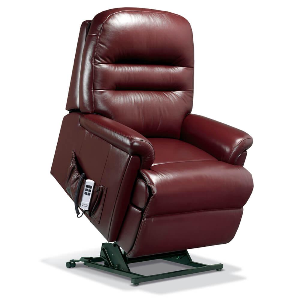 Sherborne Keswick Royale Leather Lift & Rise Chair
