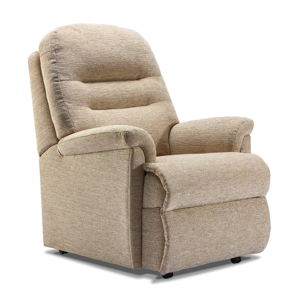 Sherborne Keswick Small Fabric Fixed Chair