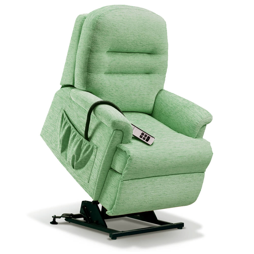 Sherborne Keswick Small Fabric Lift & Rise Chair