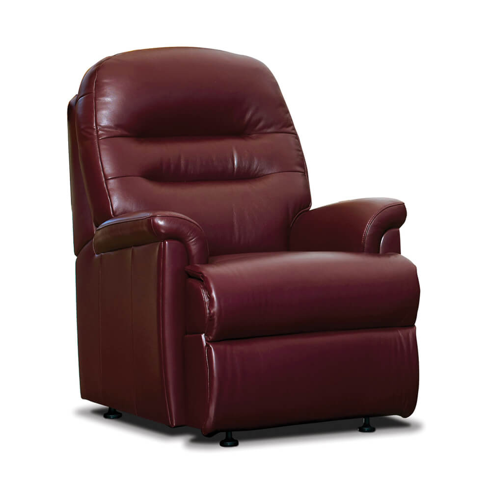 Sherborne Keswick Small Leather Fixed Chair