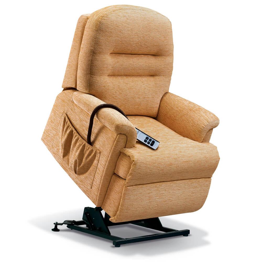 Sherborne Keswick Standard Fabric Lift & Rise Chair