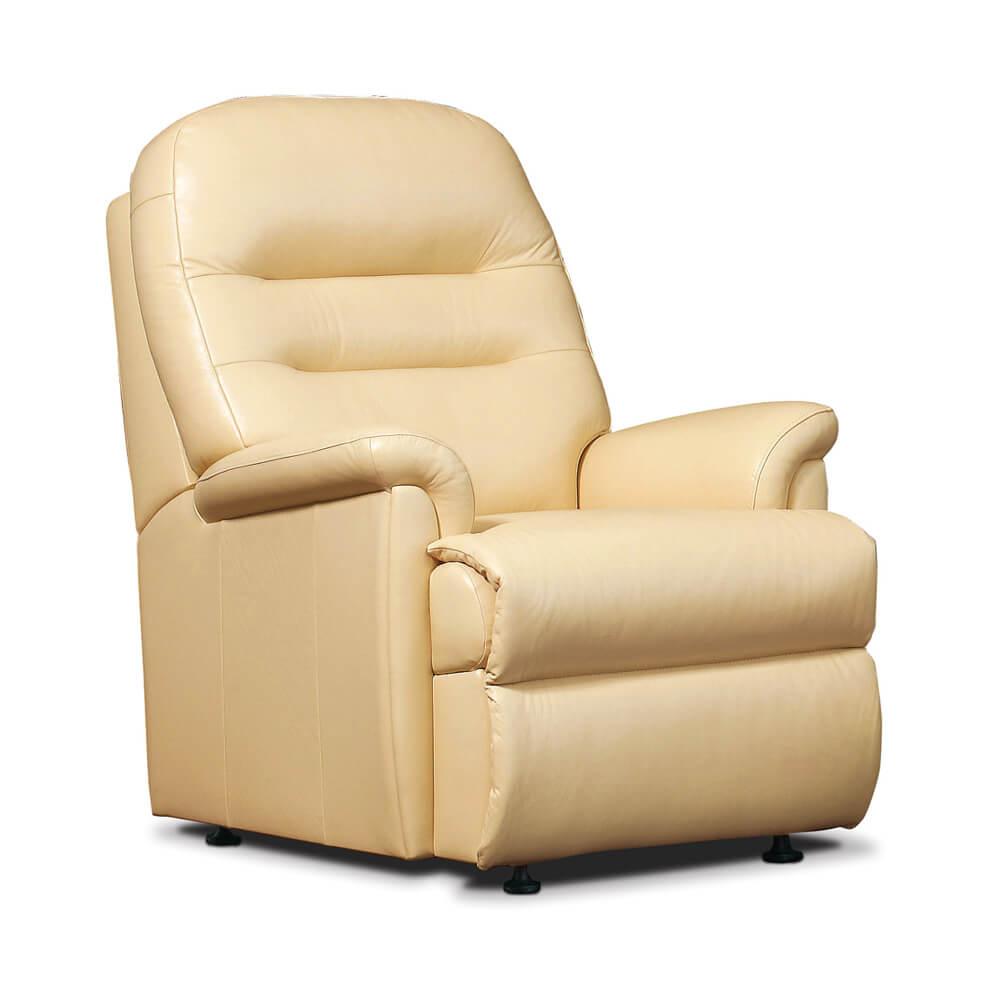 Sherborne Keswick Standard Leather Fixed Chair