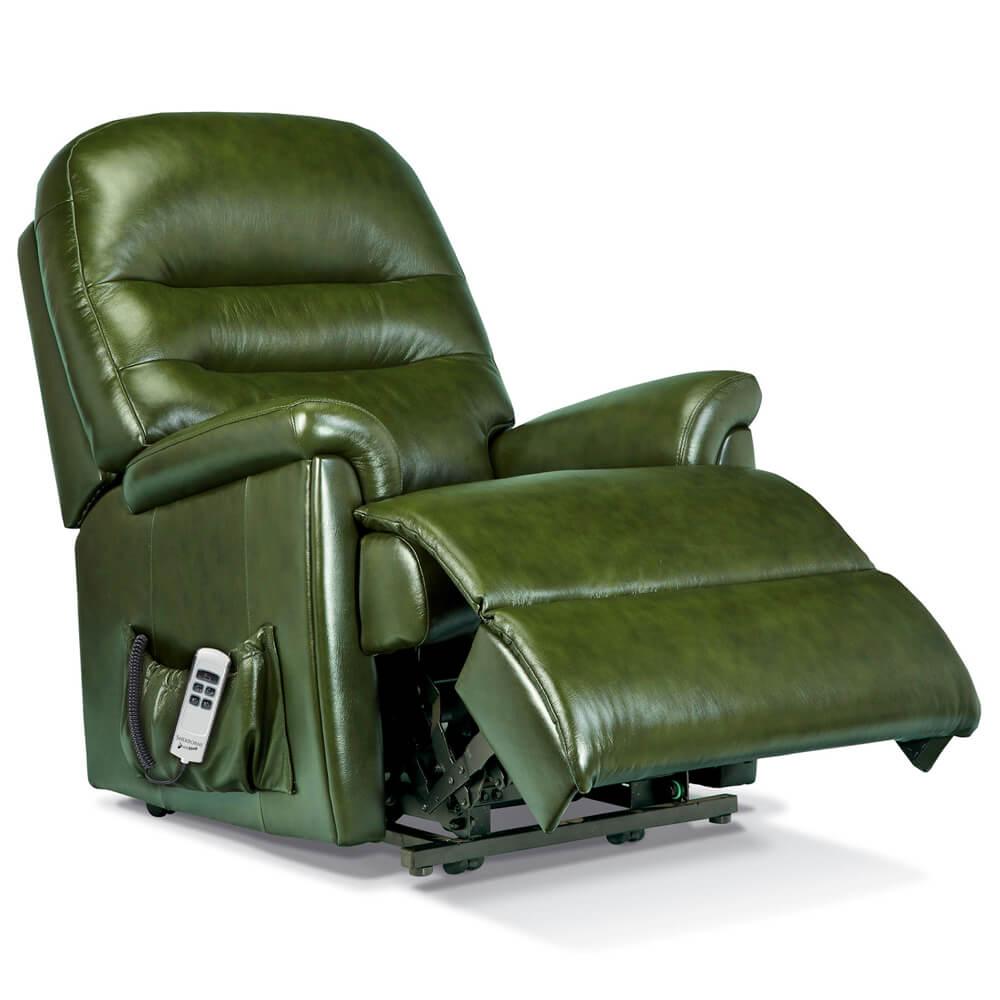 Sherborne Keswick Standard Leather Lift & Rise Chair