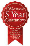 Sherborne Upholstery 5 Year Guarantee