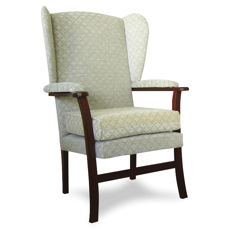 The Falmouth Collection Fireside Chair